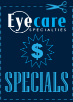 Eye Care Specials
